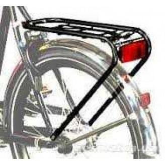 Как своими руками сделать багажник к велосипеду
